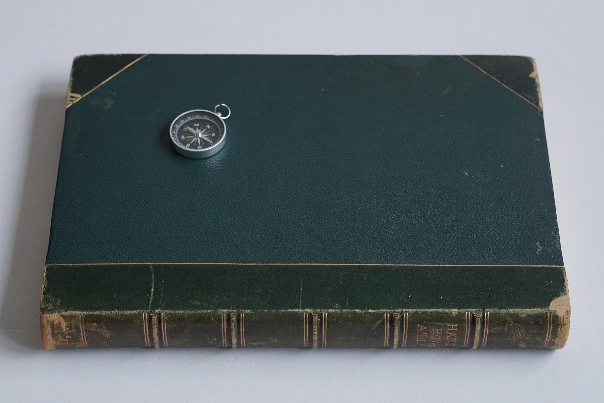The Handy Royal Atlas of Modern Geography