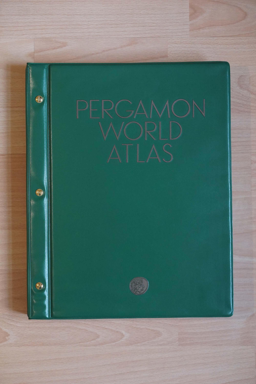 Pergamon World Atlas