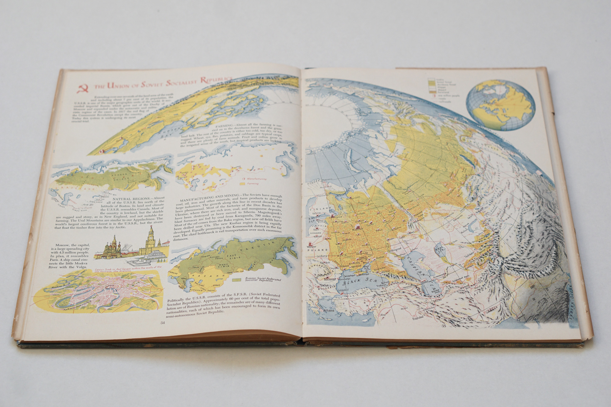 Atlas of Global Geography