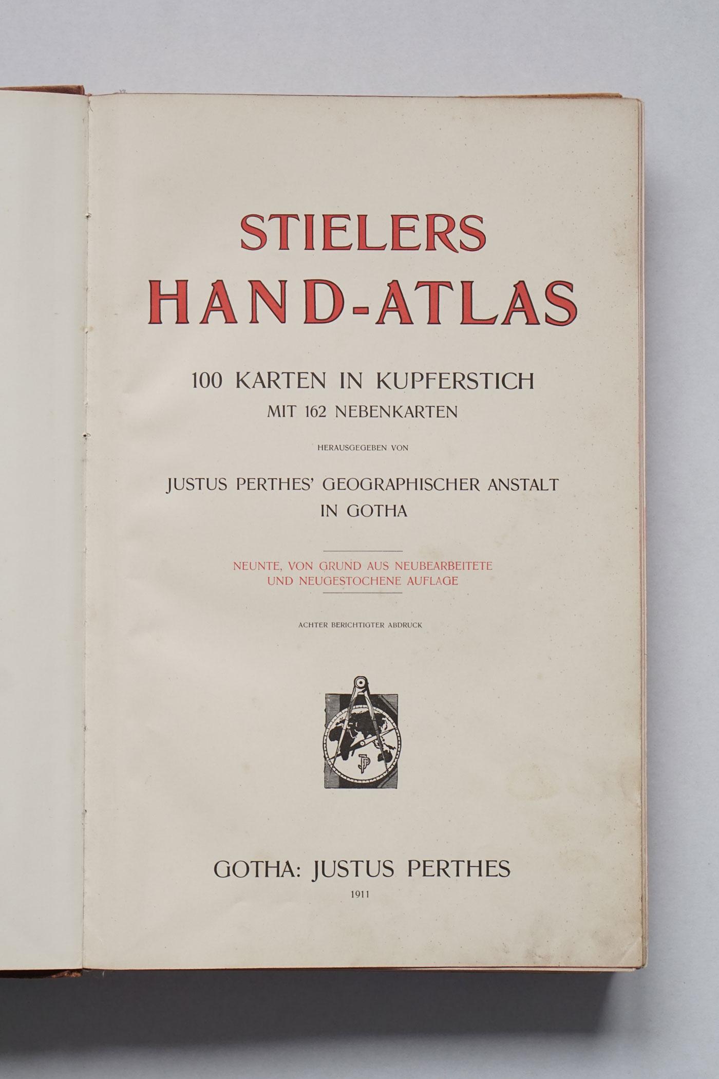 Stielers Handatlas