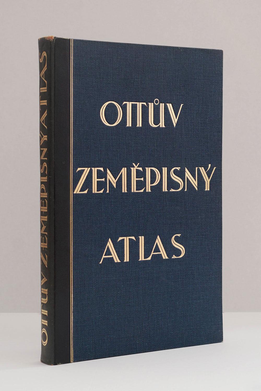 Ottuv zemepisny atlas 1924