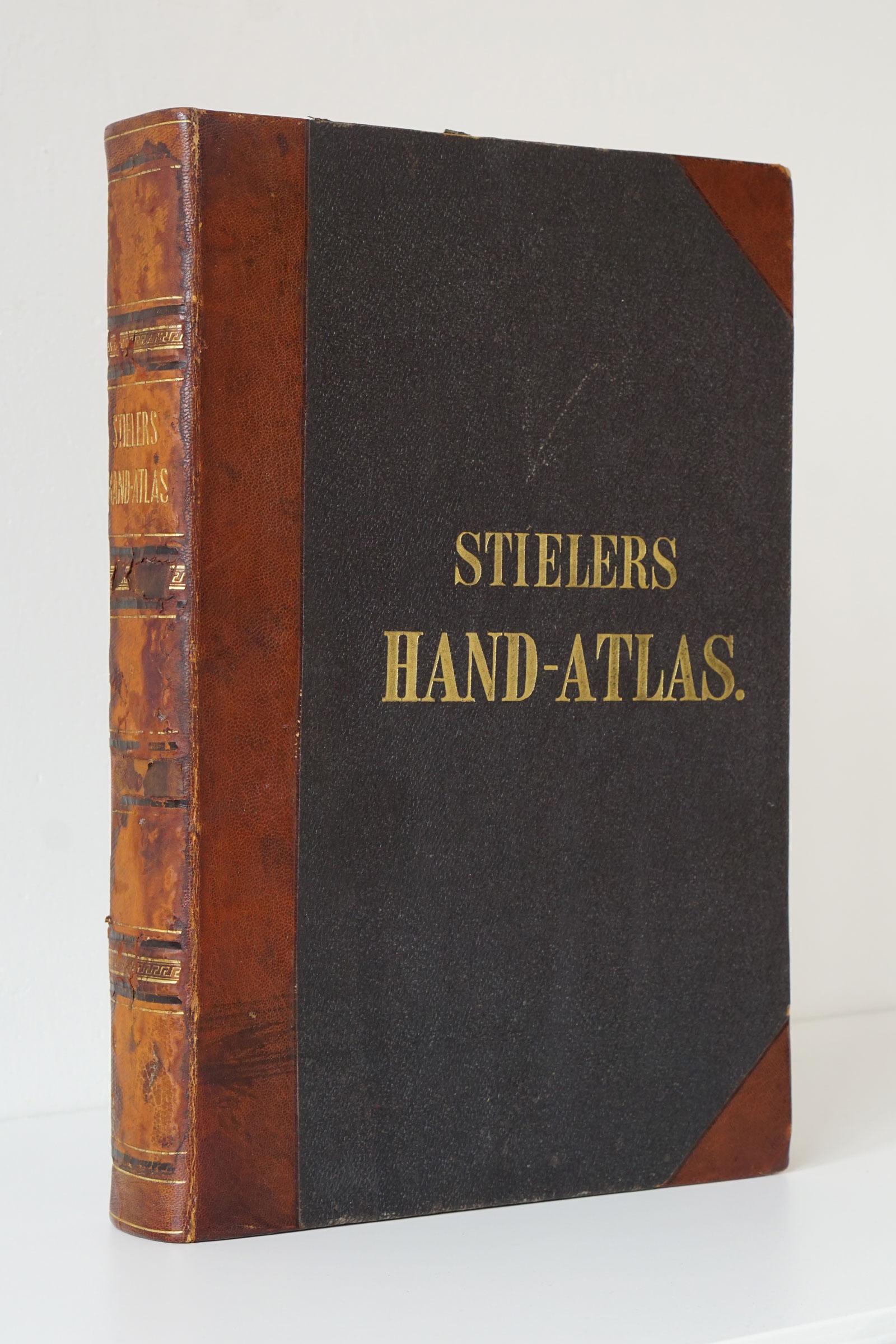 Stielers Handatlas - 1892
