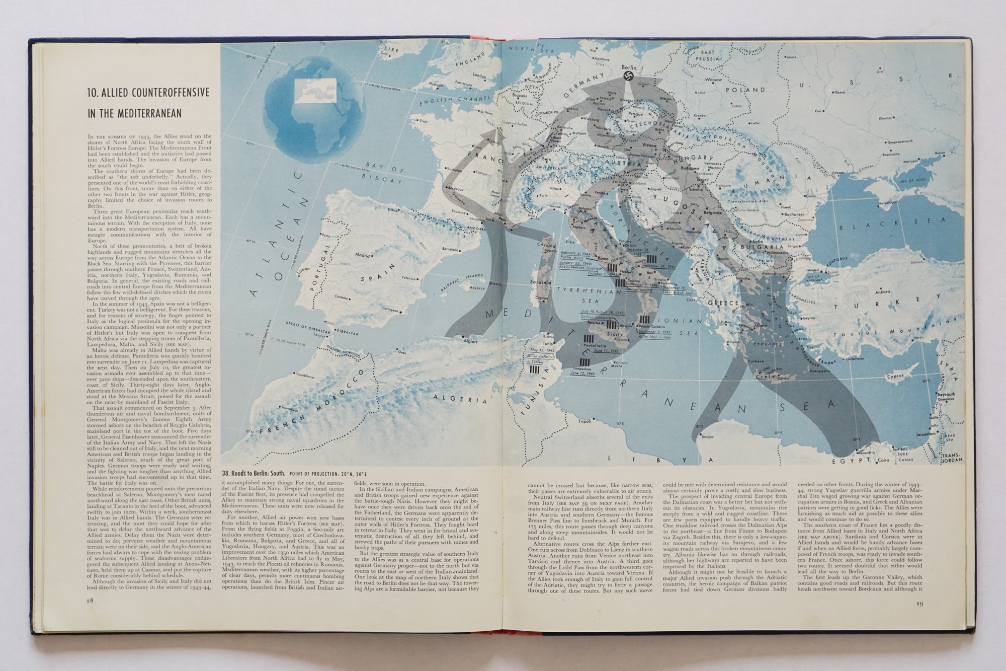 War Atlas for Americans