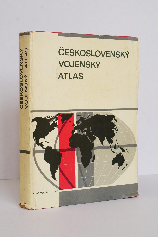 Československý vojenský atlas - 1965