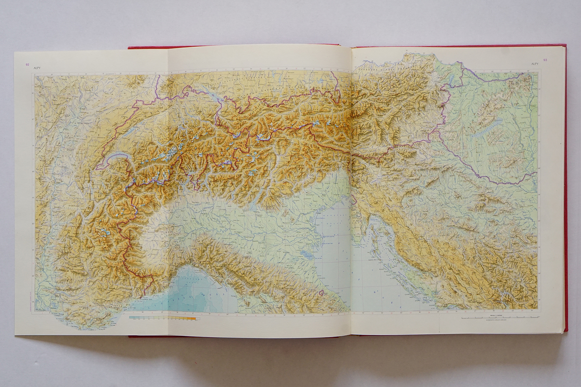 Československý vojenský atlas