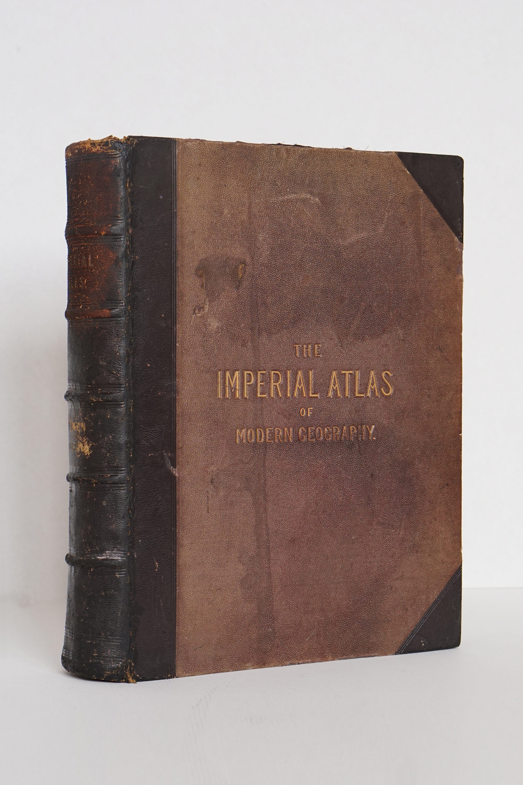 Blackies Imperial Atlas of Modern Geography - 1872