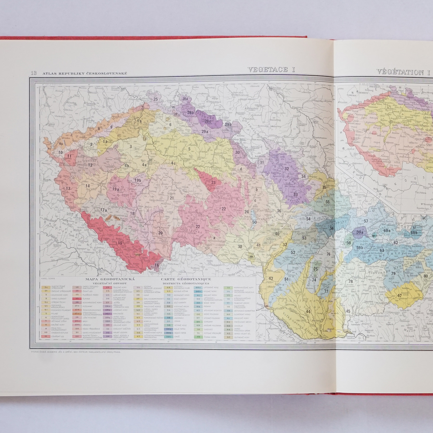 Atlas Republiky Československé