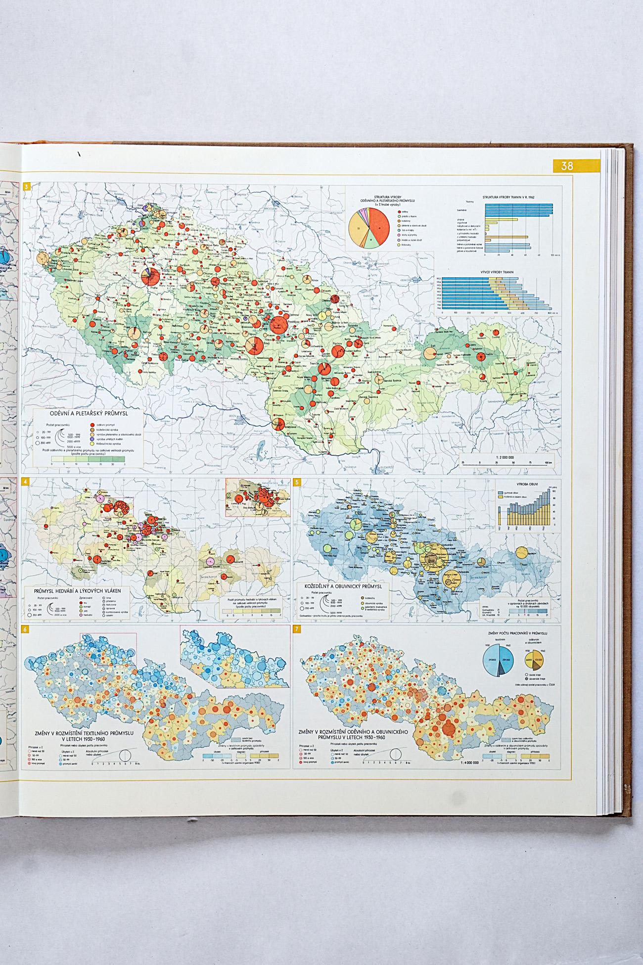 Atlas Československé Socialistické Republiky