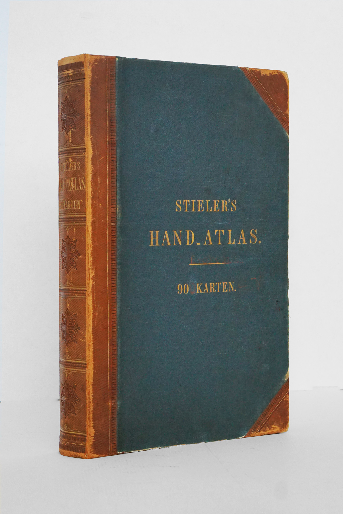Stielers Hand-Atlas, 6th edition