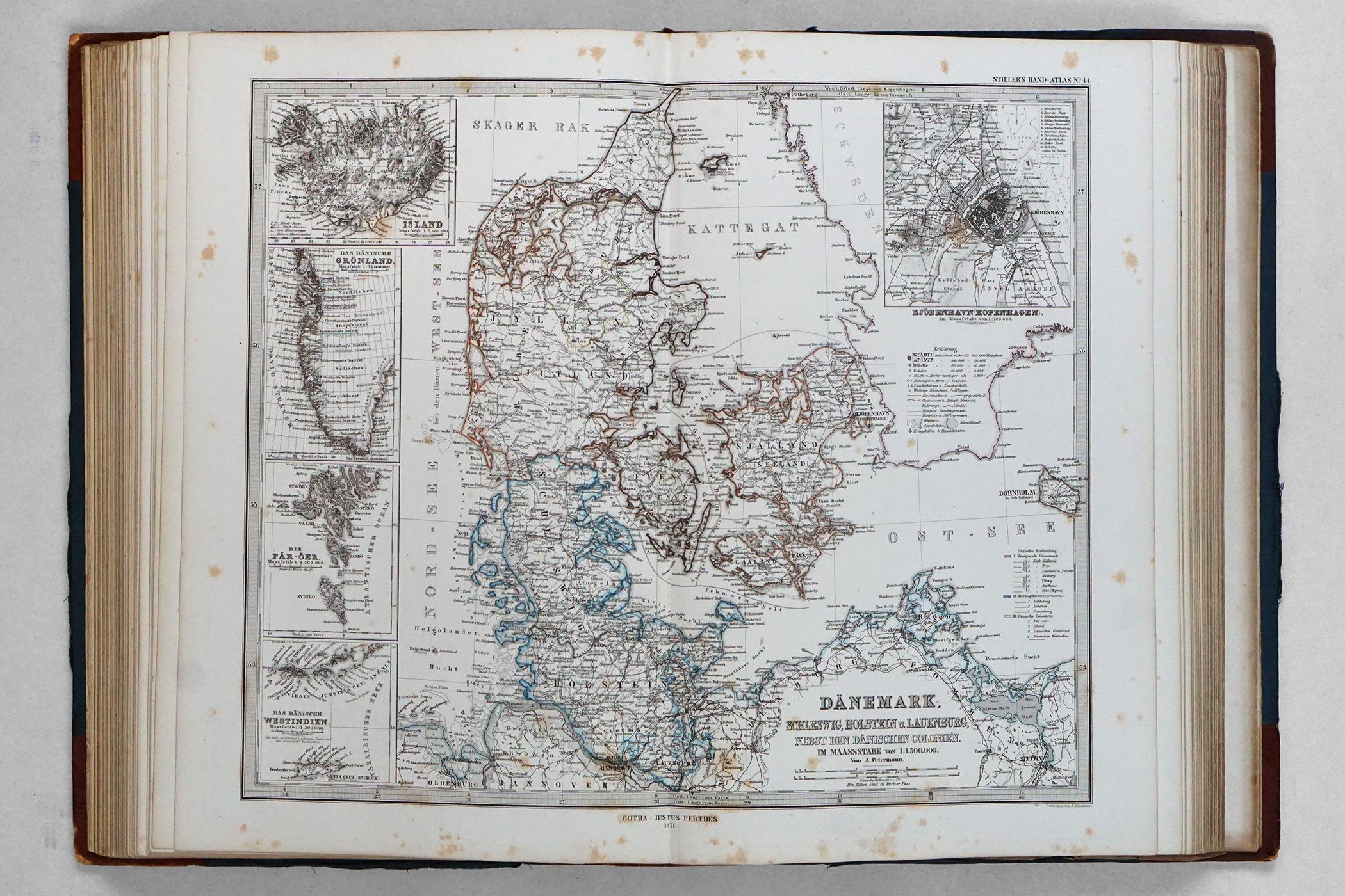 Stielers Hand-Atlas, 6th edition