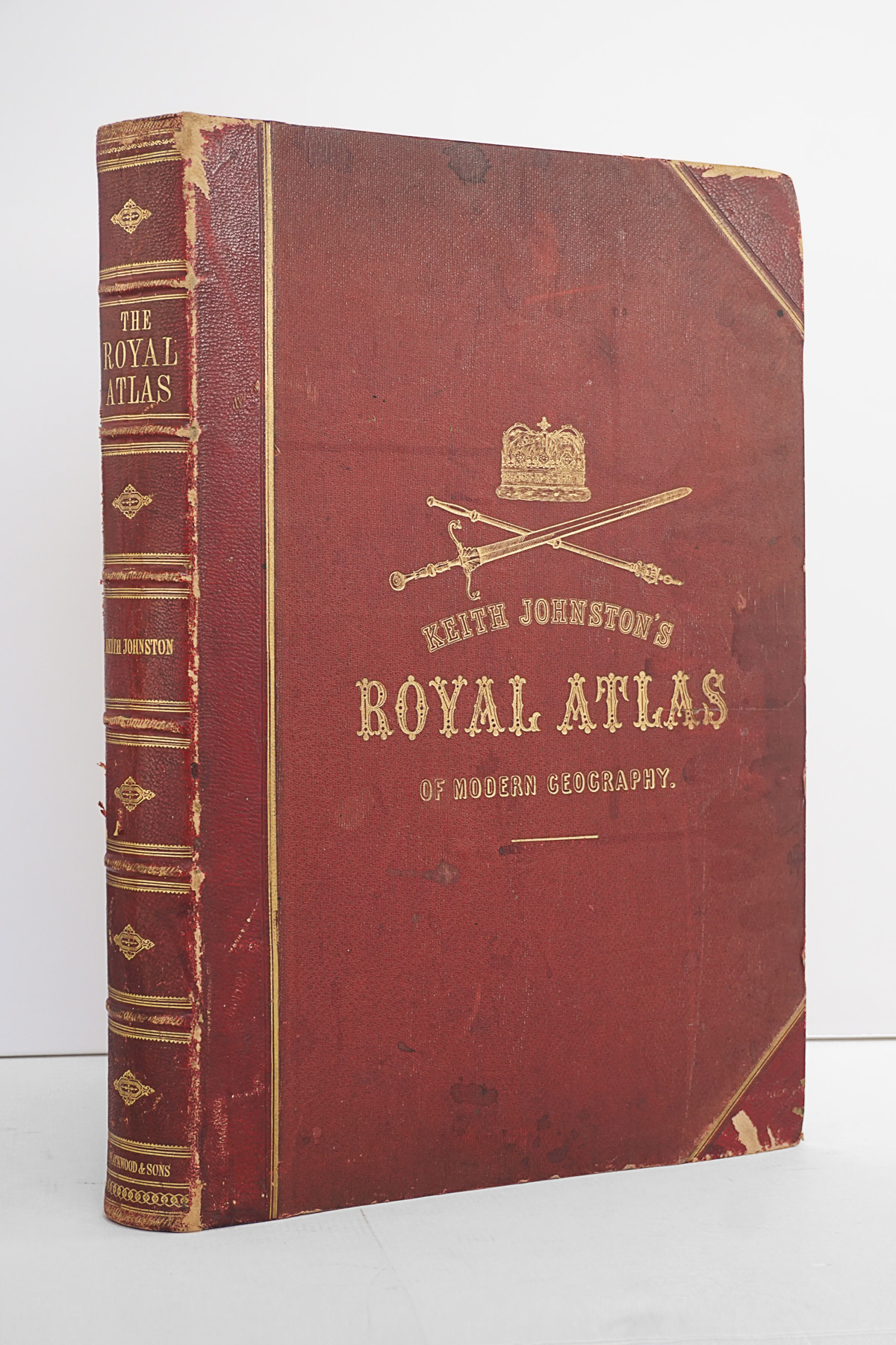 Royal Atlas of Modern Geography