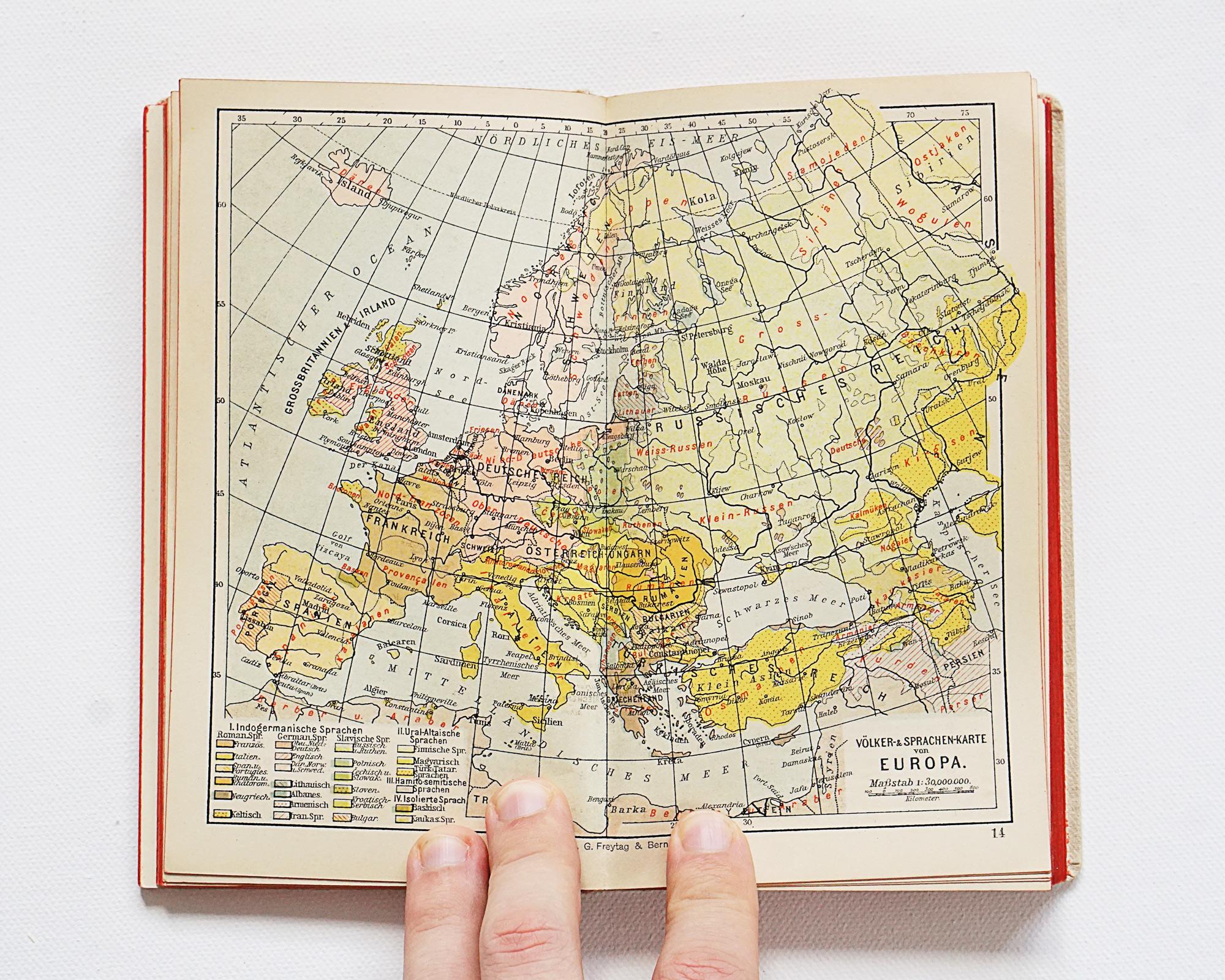 Universal Taschen Atlas
