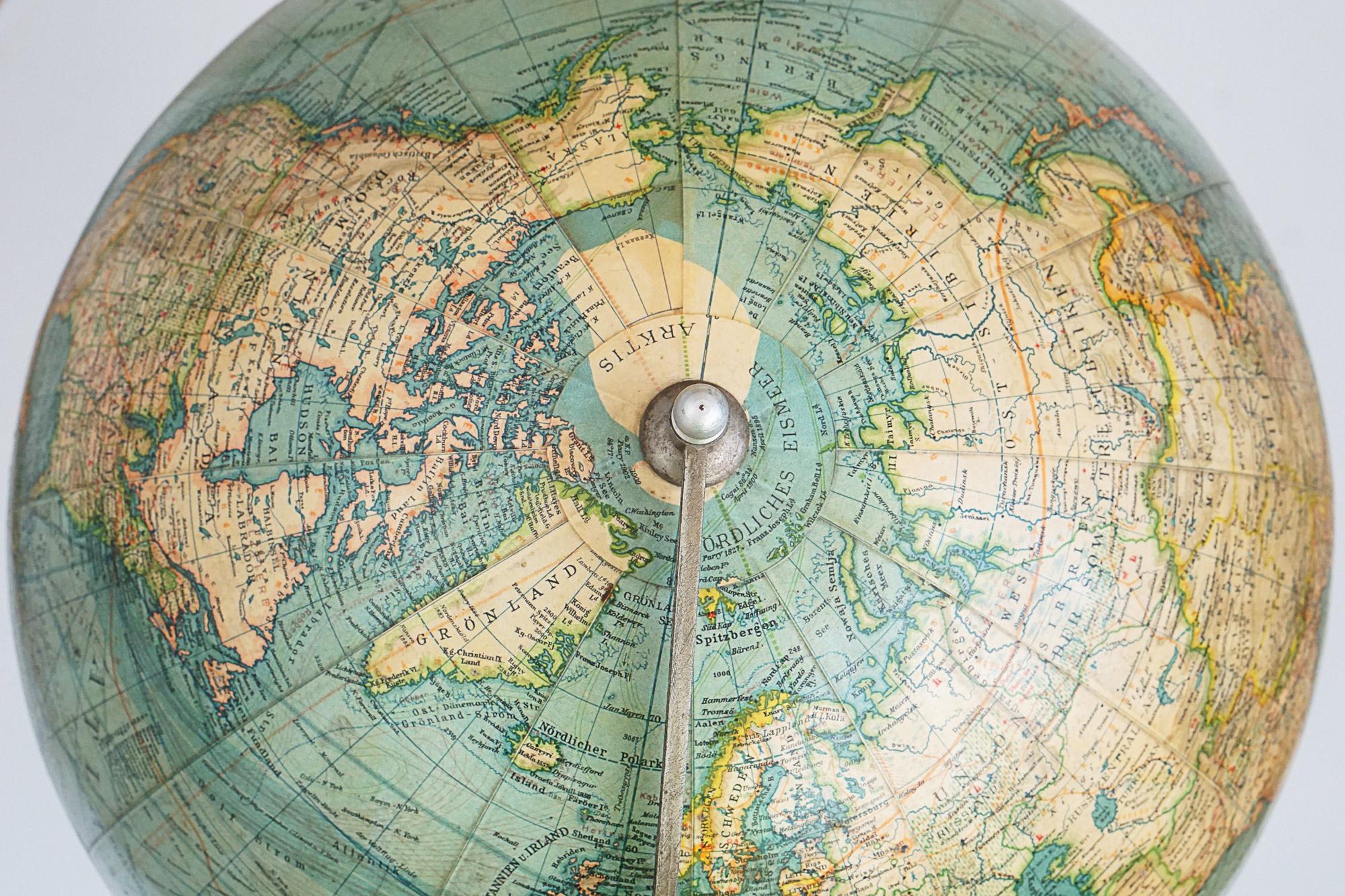 Mang's Neuer Erd-Globus