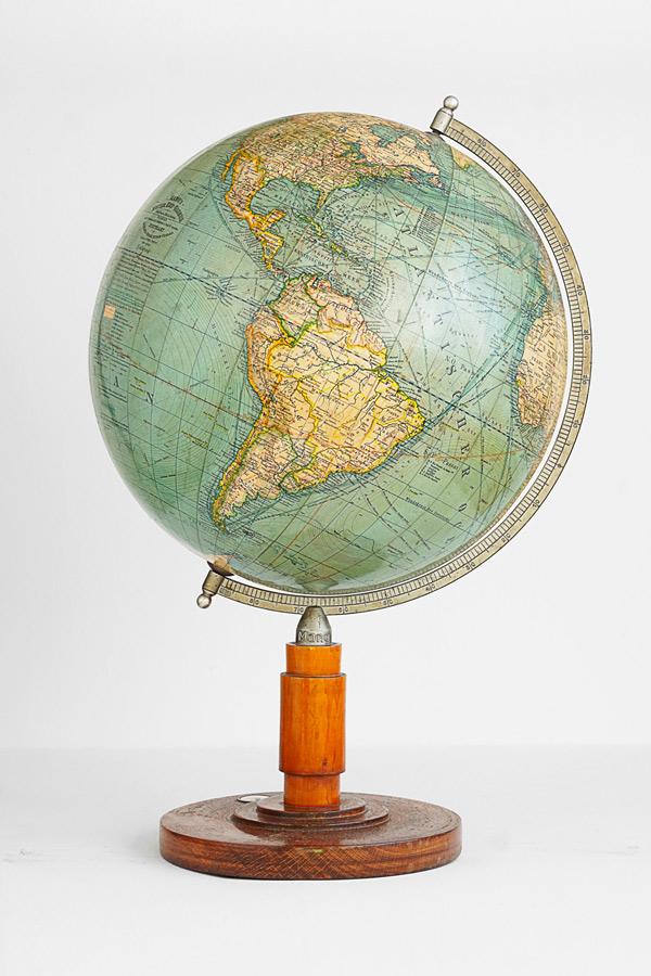Mangs Neuer Erd-Globus
