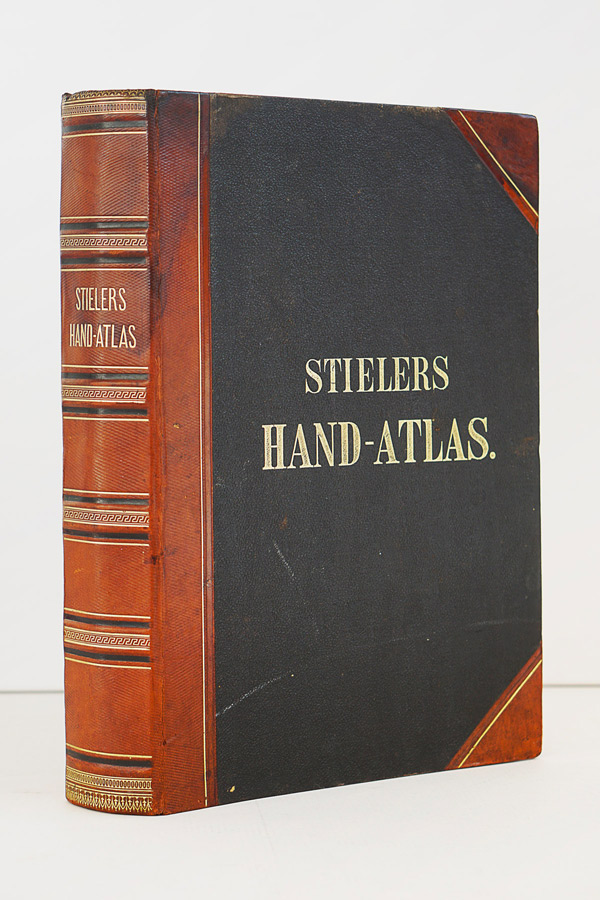 Stielers Hand-Atlas, 8th edition