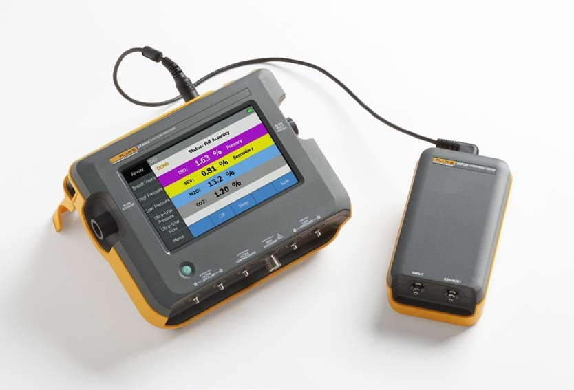 Fluke VT900A Analyzer + VAPOR