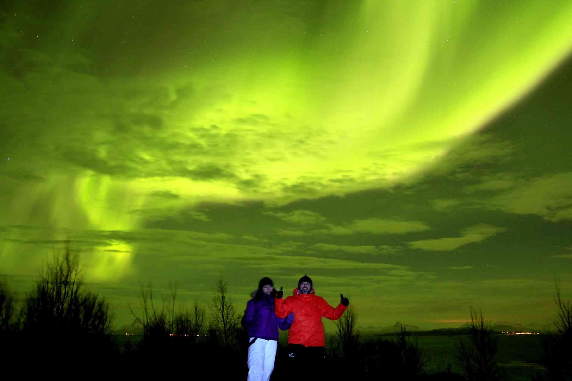 Northern Lights Top