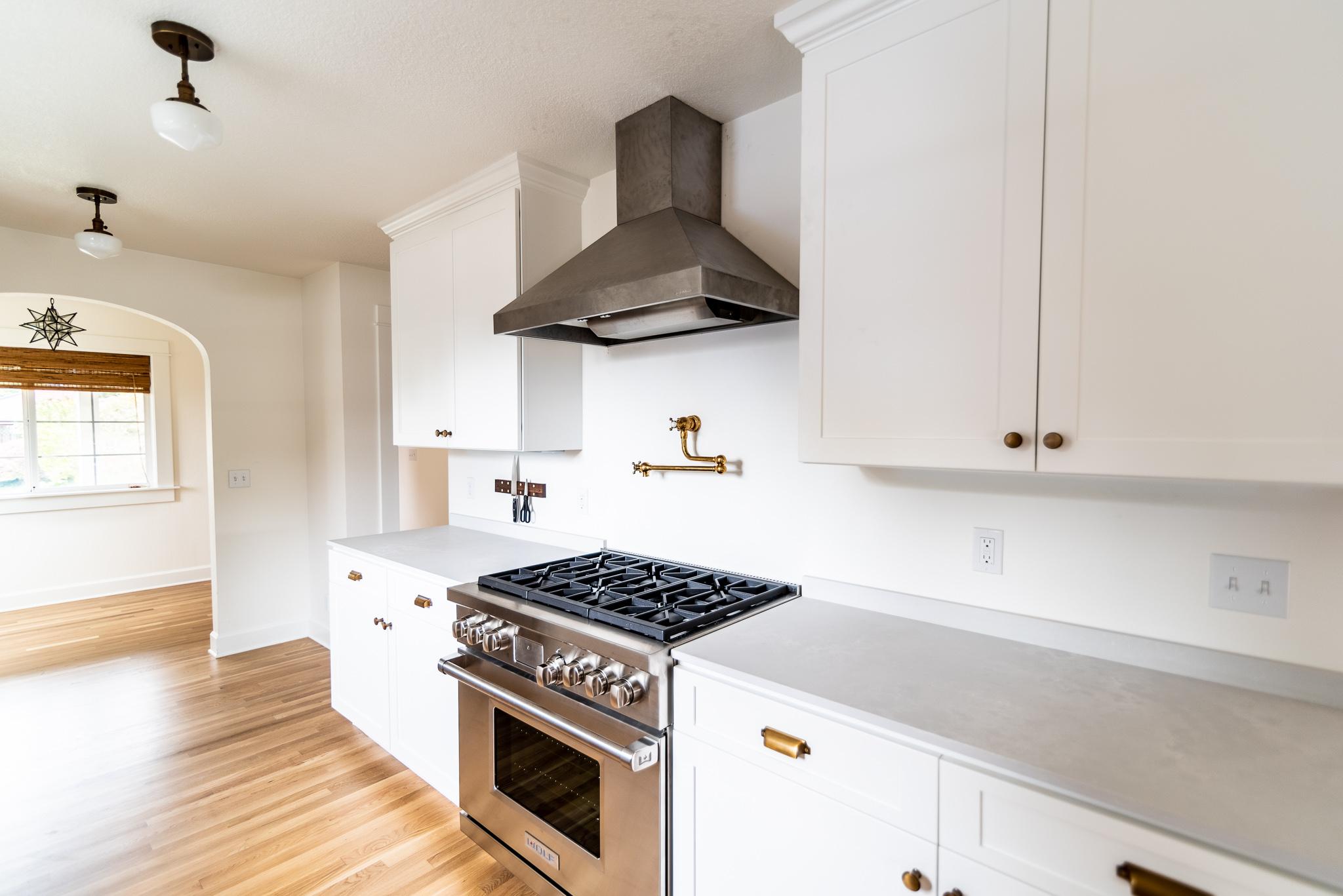 NE Portland Kitchen Remodel