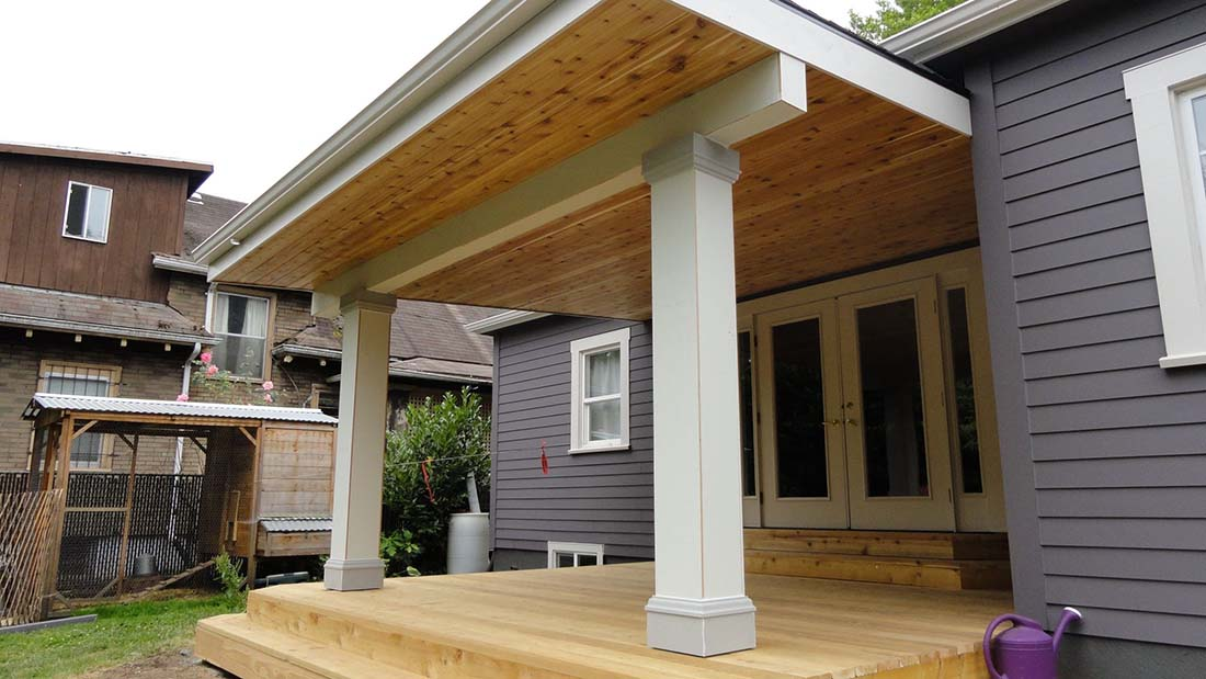 Patio Cover |Deck Remodel