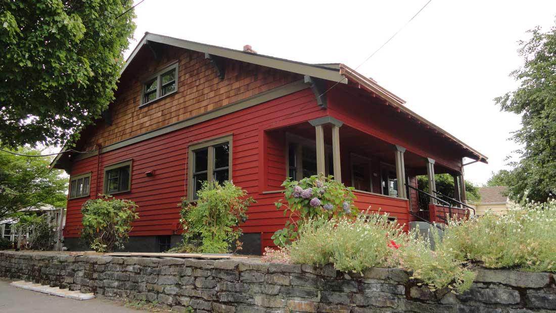Cedar | T&G Porch Ceiling