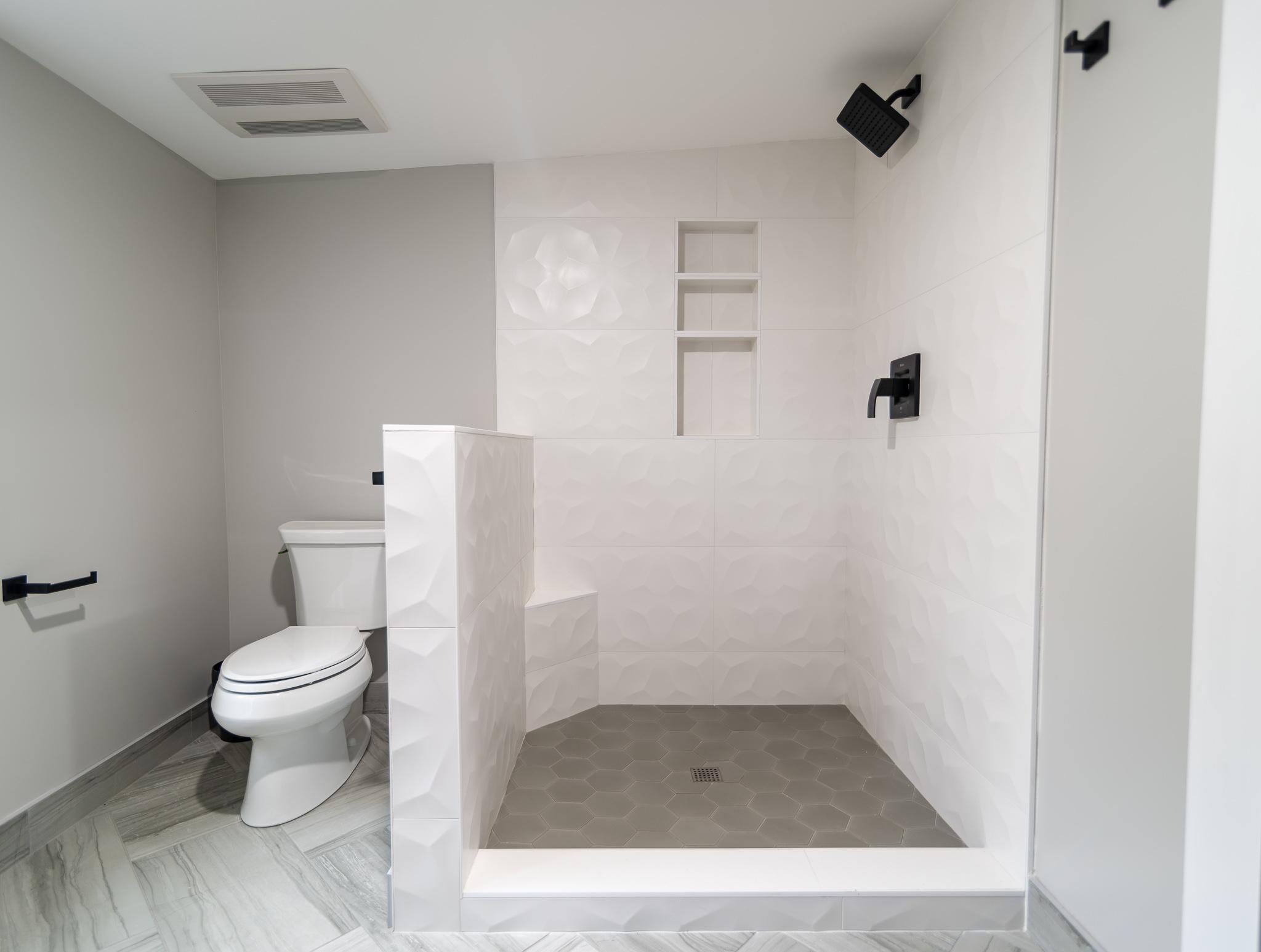 Bath Remodel LRS