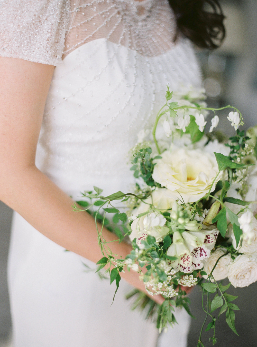 Hedsor House Wedding Bouquet