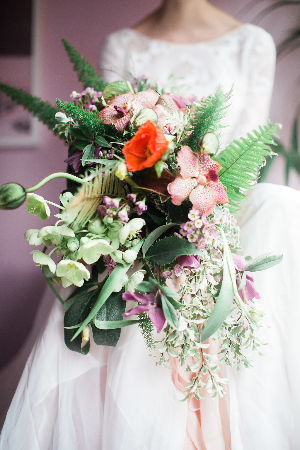 Shoreditch Wedding Bouquet