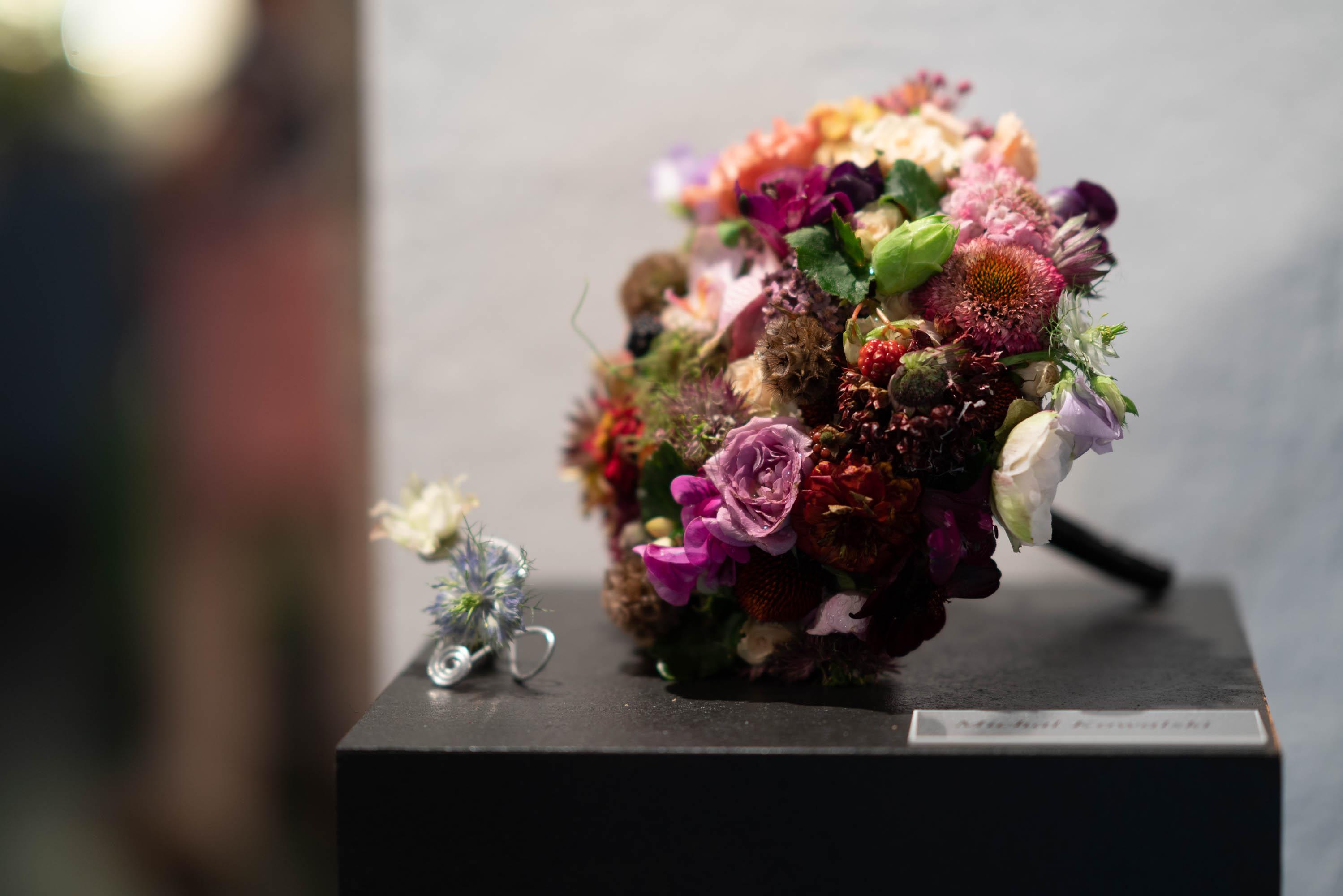 Master Florist Wedding Bouquet