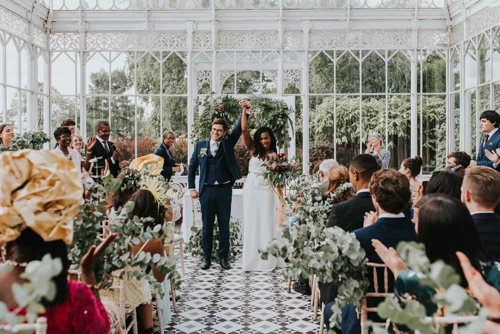 Wedding Ceremony in Horniman Museum