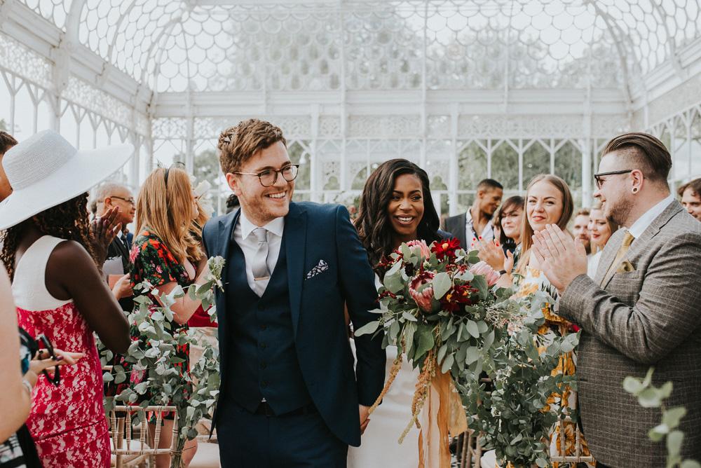 Wedding in Horniman Museum