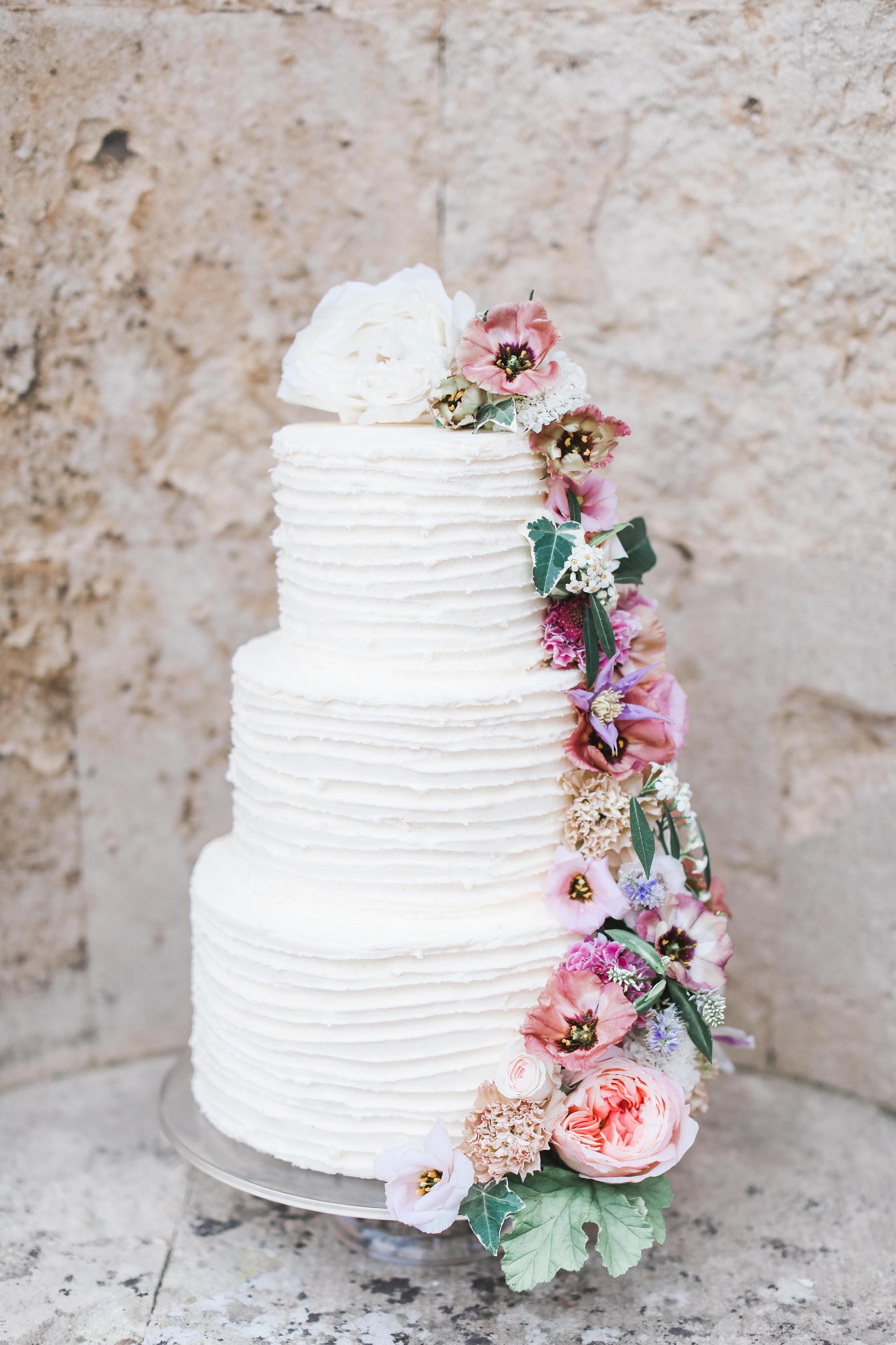 Cake Flowers - Cake Design - Modern Cake Flowers
