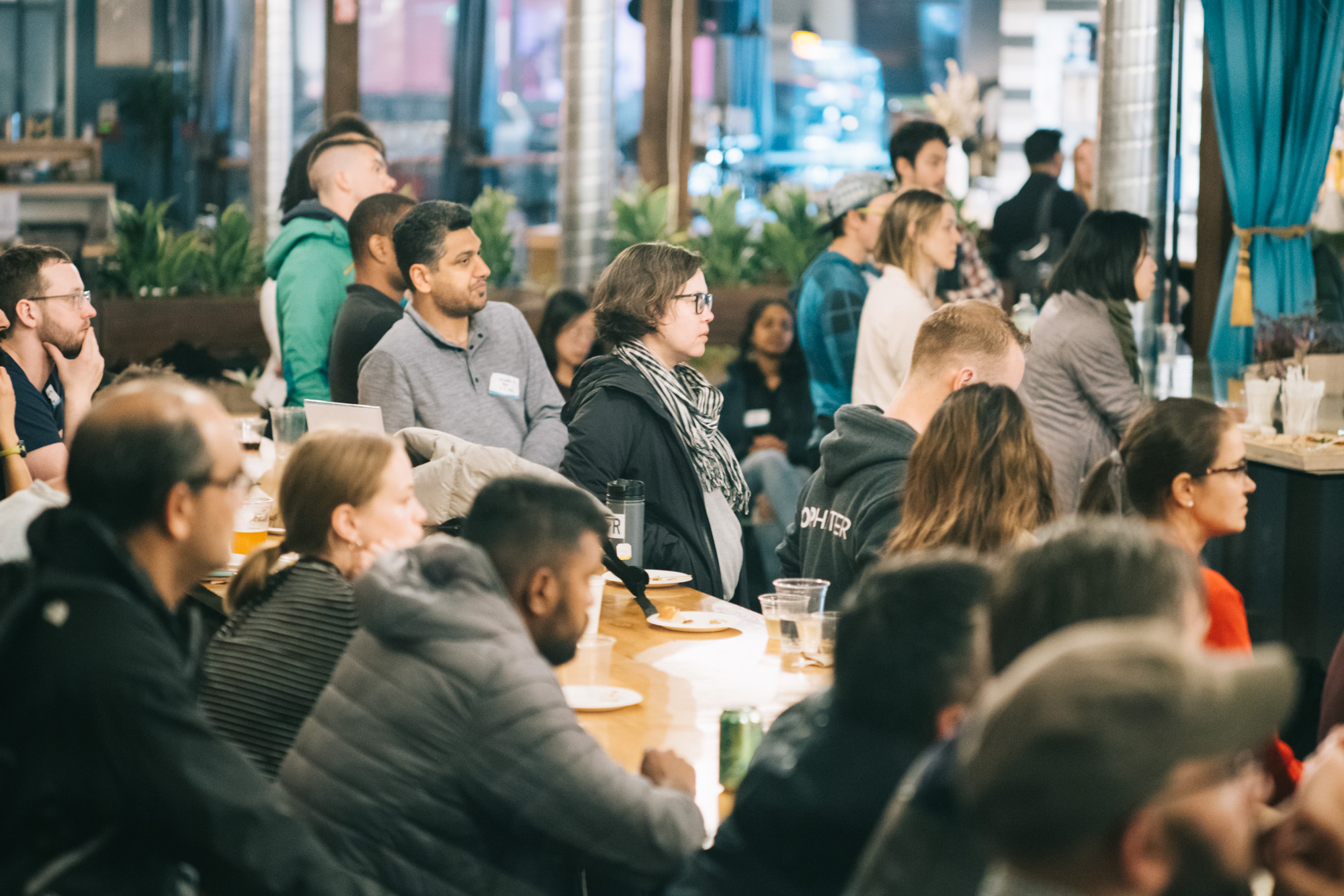 Meetup on inclusive engineering cultures