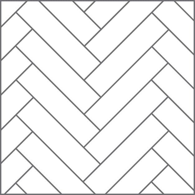 Parquetry alpha flooring