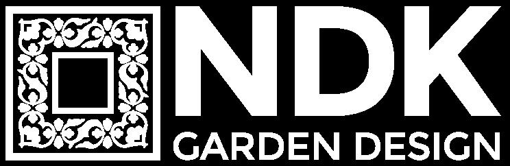 NDK logo - WHITE Landscape
