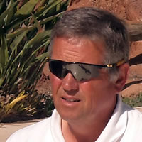 John Love - Tennis Development Manager