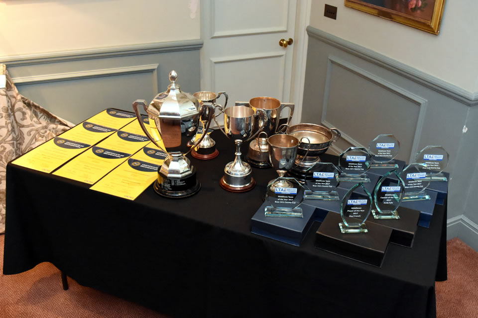 British Tennis Awards 1