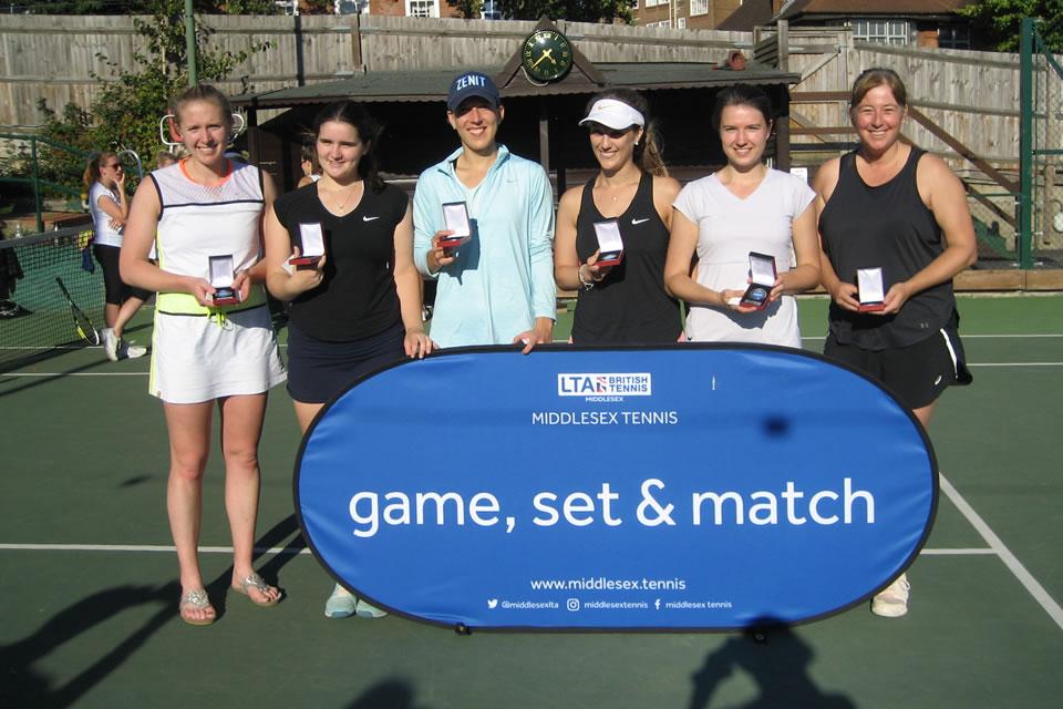 Team Tennis 4