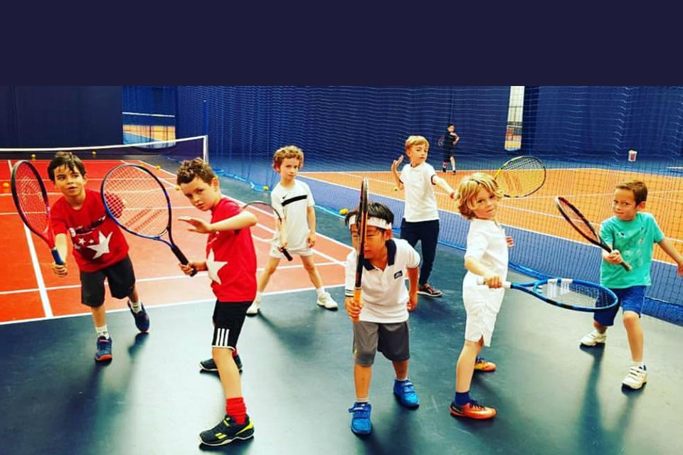 Team Tennis 7
