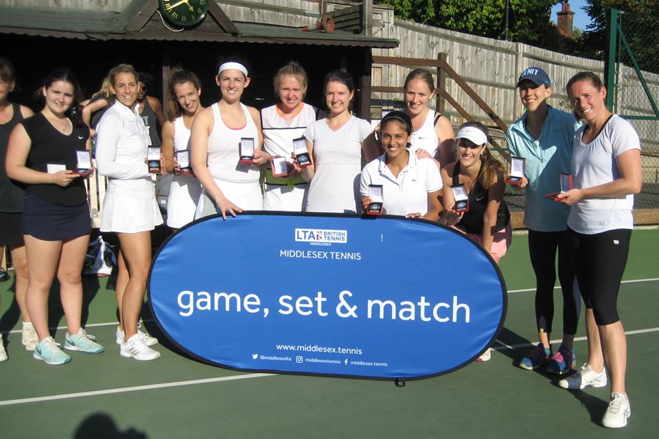 Team Tennis 6