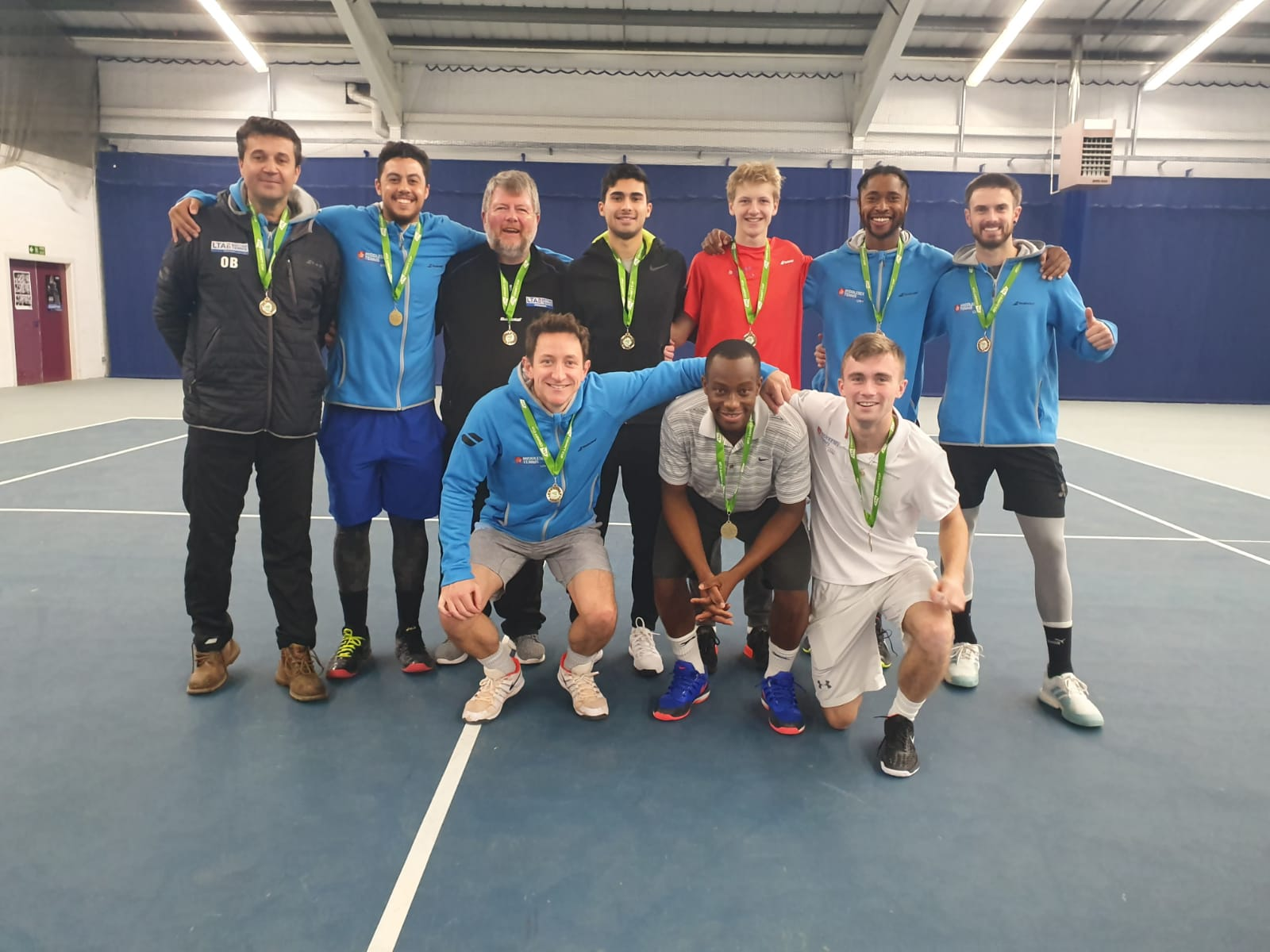 Adults County Cup 5