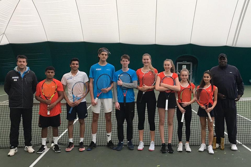 Middlesex Tennis 1