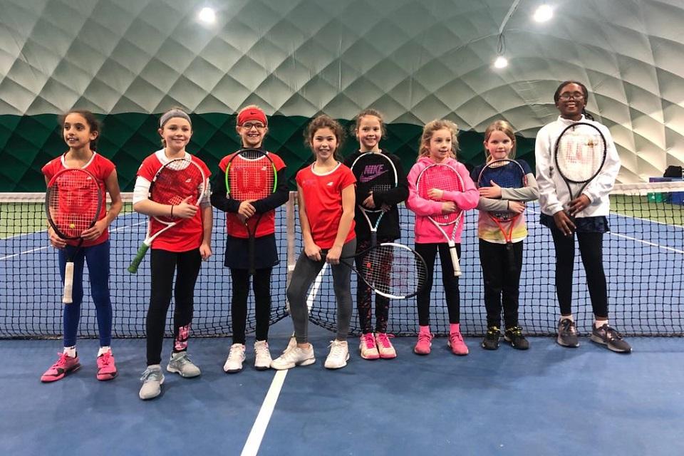 Team Tennis 1