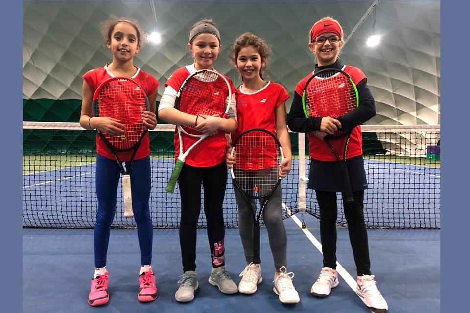 Team Tennis 2