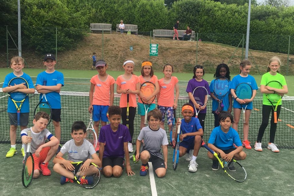 Team Tennis 3