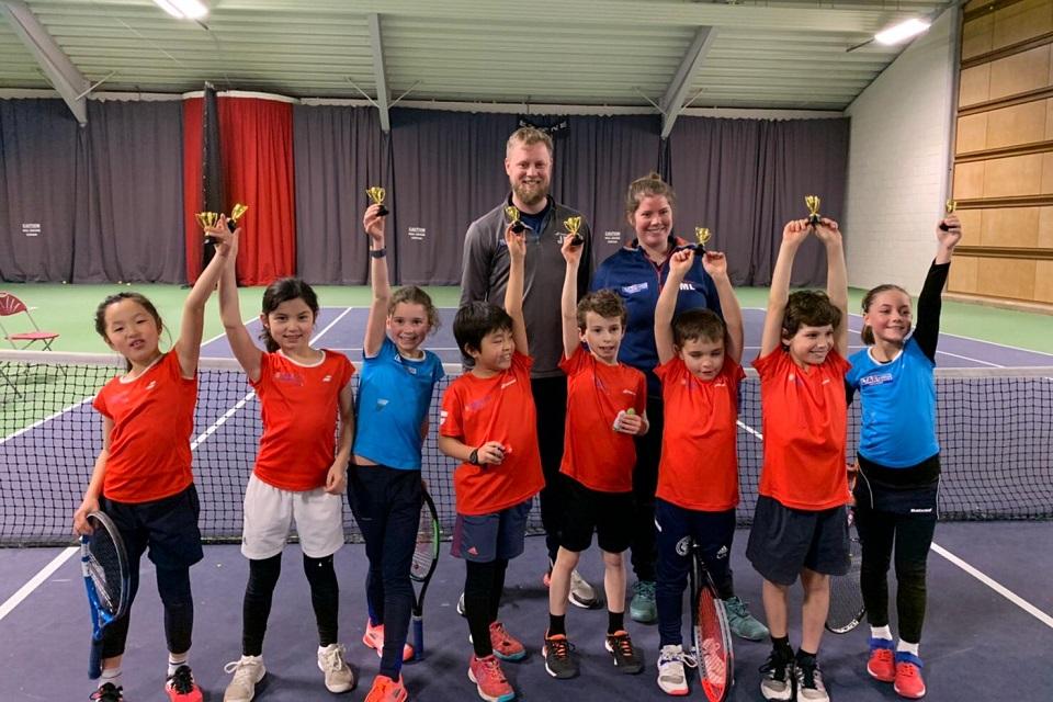 Team Tennis 5