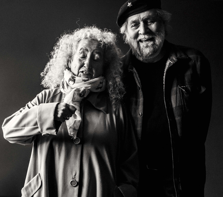 Nora Guthrie & Husband