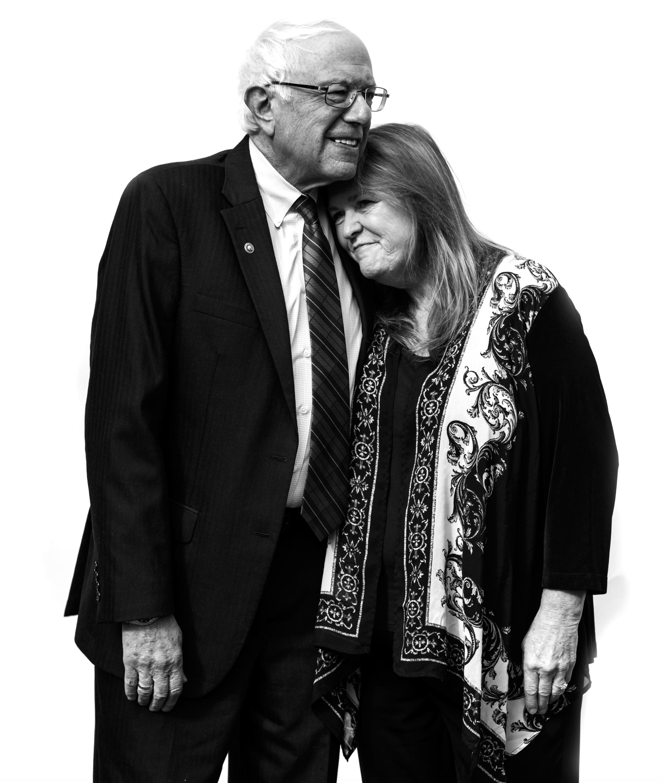 Senator Bernie Sanders & Jane Sanders