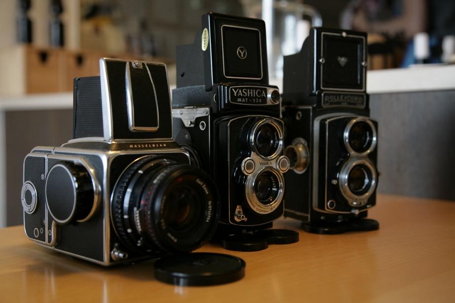 120 MM film processing