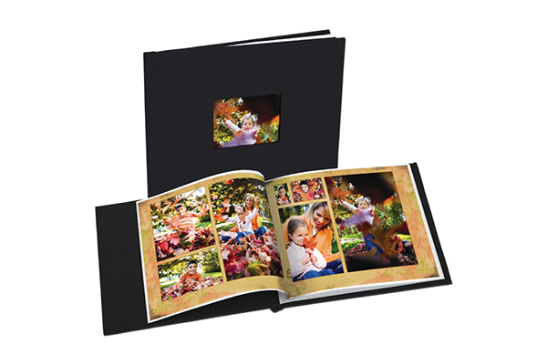 11x8.5 double sided everyday photo book