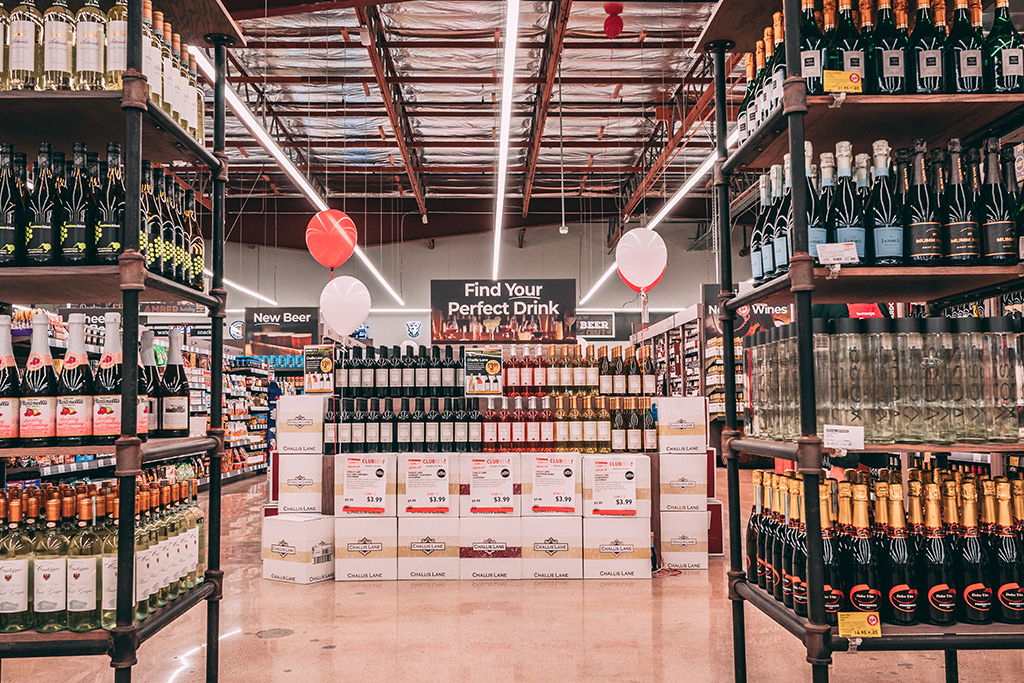 BevMo! improved store execution and increased basket size